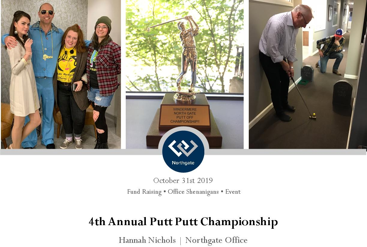 Northgate Putt Putt 4th Annual Championship